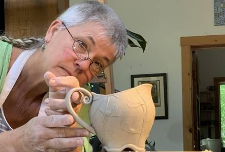 Christy Knox, Ceramics