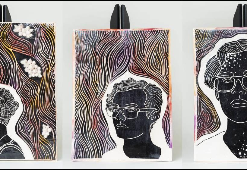 scholastic gold key winner, connecticut, ceramics ,art awards