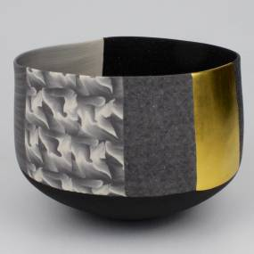 Thomas Hoadley, Nerikomi, Pattern Making with Colored Clay