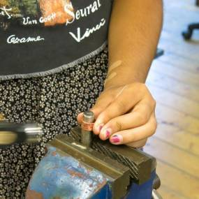 learn metalsmithing, high school art program, summer art high school age