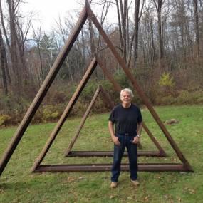 Bob Turan Welded Sculpture