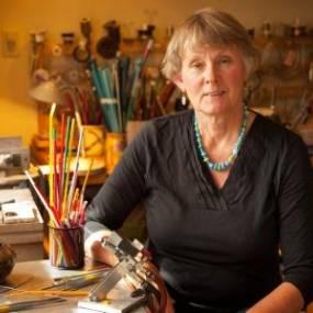 Lynn Haust, Kiln Glass