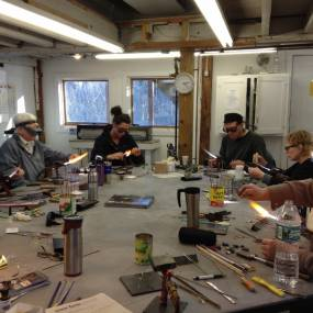 The flamework studio