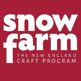 snow farm logo, snow farm craft program