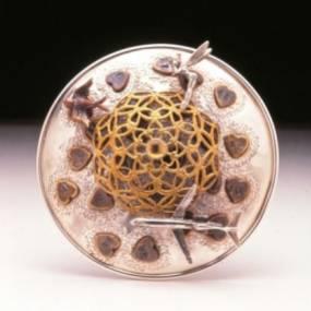 Alan Burton Thompson, Fundamentals of Jewelry Making, Metal Skin, Surface & Texture, Metalsmithing, Jewelry