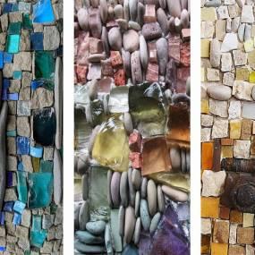 Debora Aldo, Pebble Mosaics