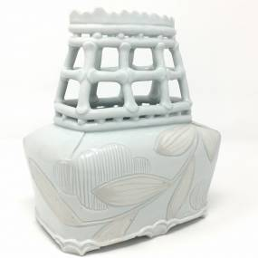 Jennifer Allen, Thrown and Altered Porcelain