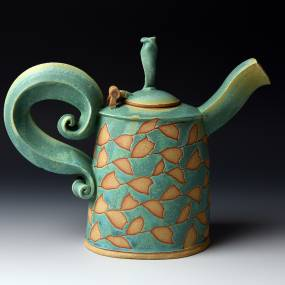 Hayne Bayless, The Hand Built Teapot