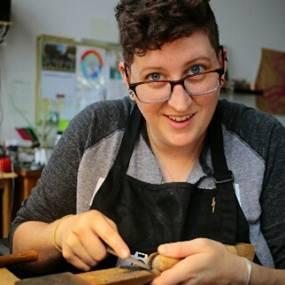 Heather Beck, Metalsmithing/Jewelry