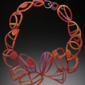 Bonnie Bishoff, Wire Armatures for Polymer Jewelry