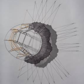 Mo Kelman, Skins, Skeletons, Knots and Nets; Fiber and Baskets
