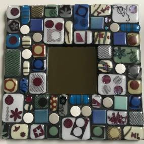 Michel L'Huillier, Glass Pebbles & Mosaic
