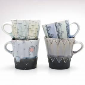 Doug Peltzman, The Magnificent Cup, Ceramics