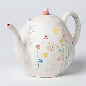 Liz Quackenbush, Colorful Dishes: Decorative Design Inviting Use, Ceramics