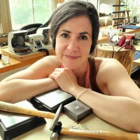 Mary Risley, metalsmithing, jewelry