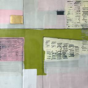 Dietlind Vander Schaaf, Encaustic Next Level: Working Large, 2D and Mixed Media