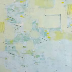 2D & Mixed Media. Dietlind Vander Schaaf. Encaustic Painting